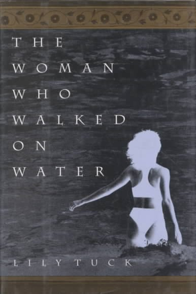 Woman Who Walked on Water cover