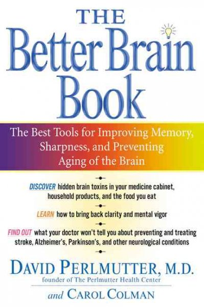 The Better Brain Book cover