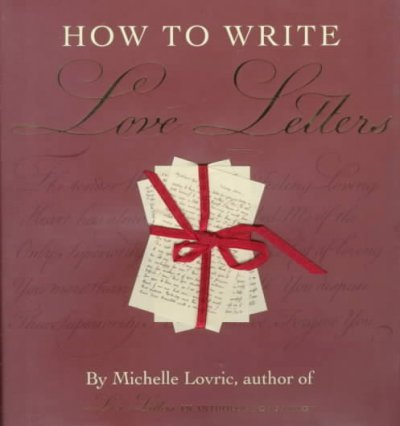 How to Write Love Letters cover