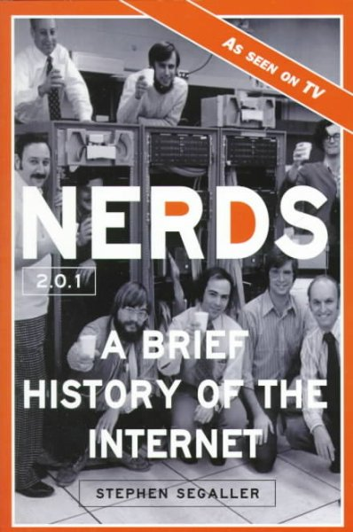 Nerds 2.0.1 cover