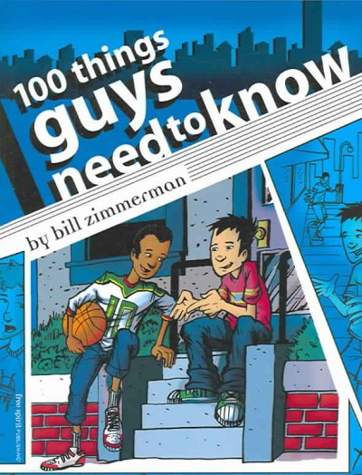 100 Things Guys Need to Know cover