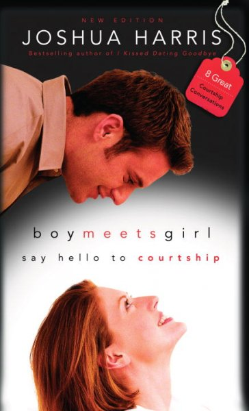 Boy Meets Girl w/Rebecca St. James CD: Say Hello to Courtship cover