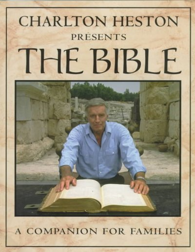 Charlton Heston Presents the Bible cover