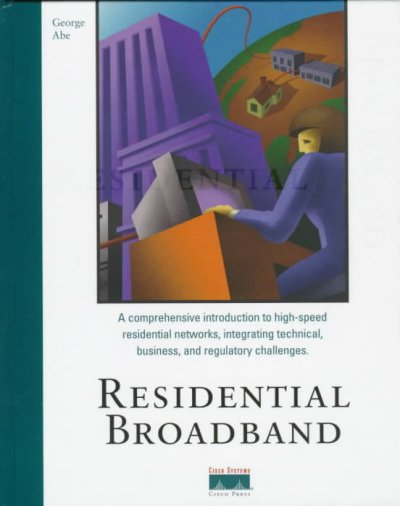 Residential Broadband (Design & Implementation) cover
