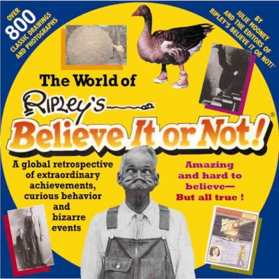 World of Ripley's Believe It or Not! cover