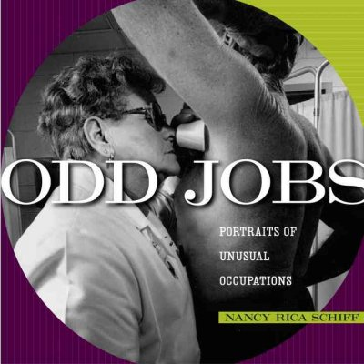 Odd Jobs: Portraits of Unusual Occupations cover