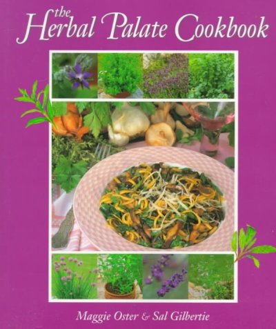 The Herbal Palate Cookbook cover