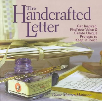 The Handcrafted Letter cover