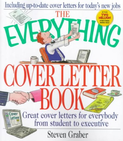 The Everything Cover Letter Book (Everything) cover