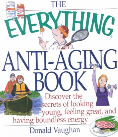 Everything Anti-Aging (Everything Series) cover