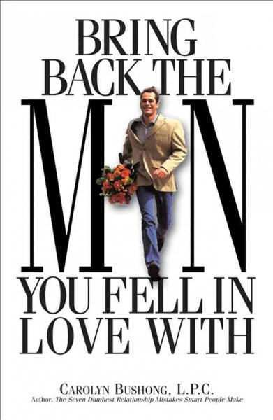 Bring Back The Man You Fell In Love With cover