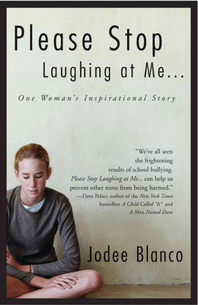 Please Stop Laughing At Me...: One Woman's Inspirational Story cover