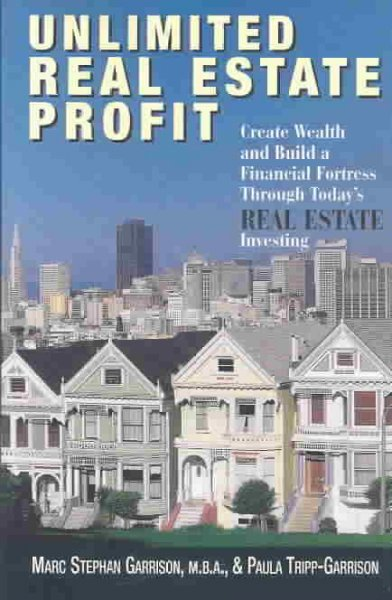 Unlimited Real Estate Profit cover