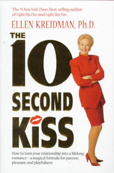 The 10 Second Kiss cover