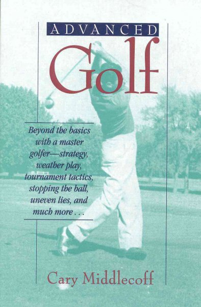 Advanced Golf cover