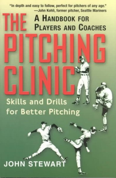 The Pitching Clinic cover