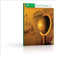 History & Geography: Sociology-Man in Groups (Lifepac Gold) cover