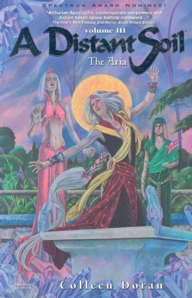 The Aria (Distant Soil, Book 3) cover
