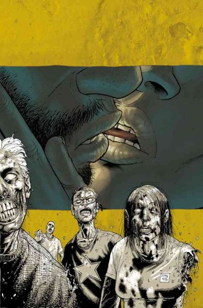 The Walking Dead, Vol. 4: The Heart's Desire cover