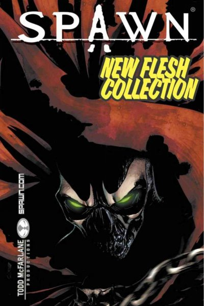 Spawn: New Flesh cover