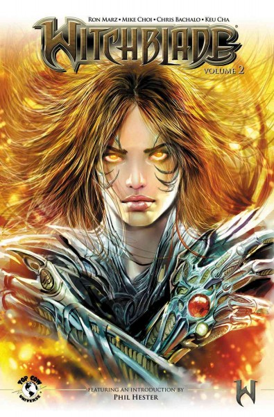 Witchblade Volume 2: Awakenings (v. 2) cover