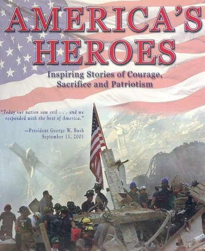 America's Heroes cover