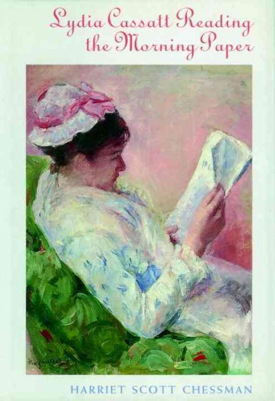 Lydia Cassatt Reading the Morning Paper cover