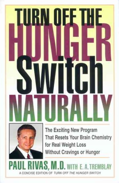 Turn off the Hunger Switch Naturally cover