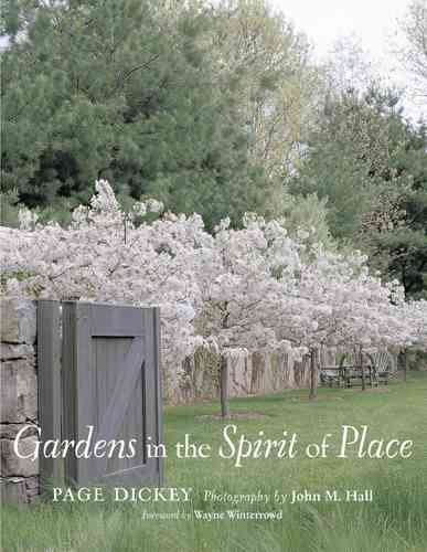 Gardens in the Spirit of Place cover