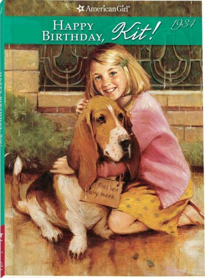 Happy Birthday, Kit! (American Girl Collection) cover