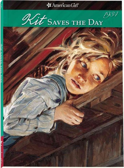 Kit Saves The Day (American Girl Collection) cover