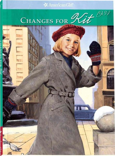 Changes For Kit (American Girl Collection) cover