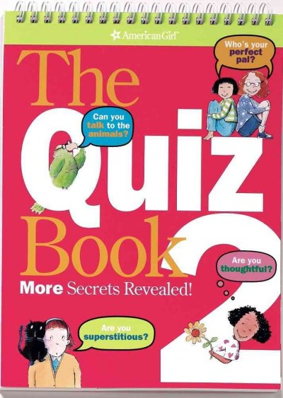 The Quiz Book 2 cover