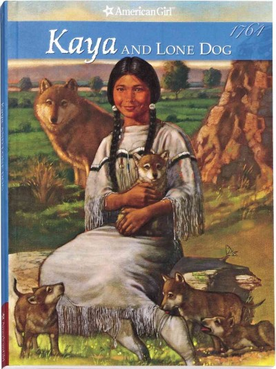 Kaya And Lone Dog (American Girl Collection) cover