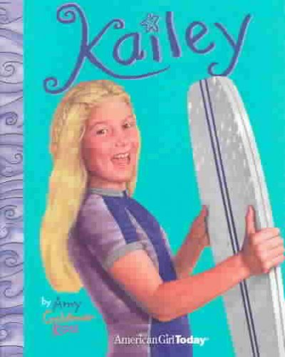 Kailey (American Girl Today) cover