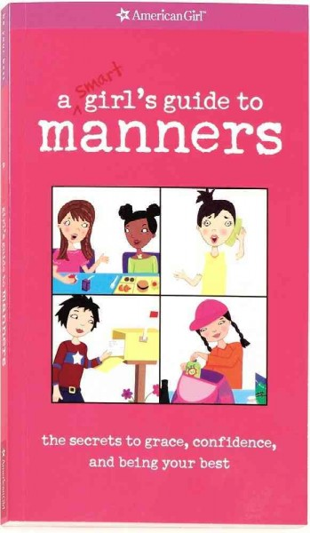 A Smart Girl's Guide to Manners (American Girl Library) cover