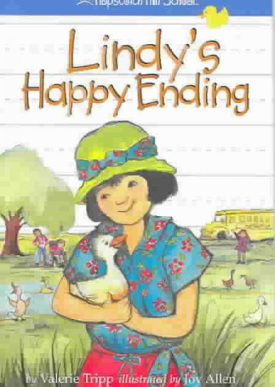 Lindy's Happy Ending (Hopscotch Hill School) cover