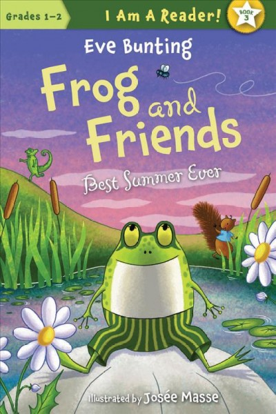 The Best Summer Ever (I Am a Reader!: Frog and Friends)