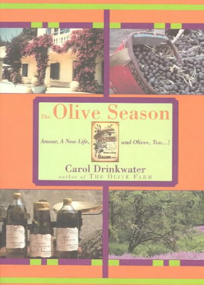 The Olive Season cover
