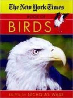The New York Times Book of Birds cover