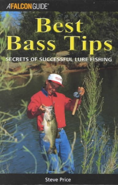 Best Bass Tips: Secrets of Successful Lure Fishing cover