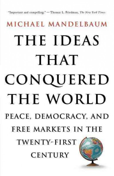 The Ideas That Conquered The World cover
