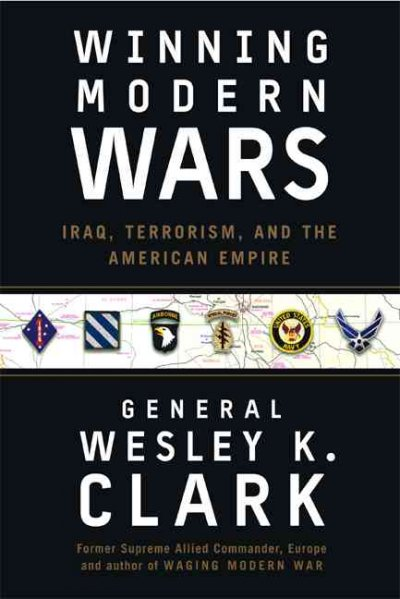 Winning Modern Wars: Iraq, Terrorism And The American Empire cover