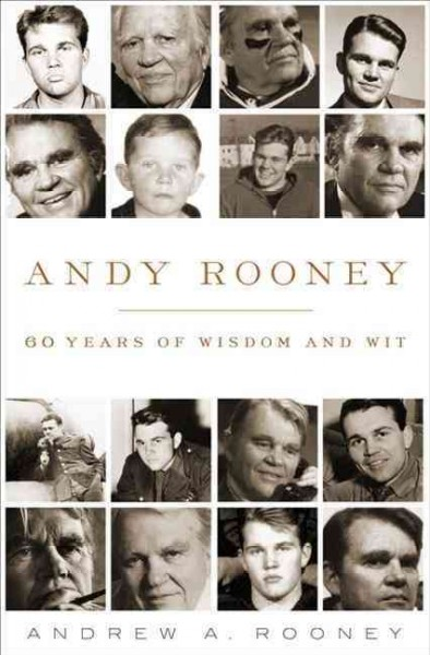 Andy Rooney: 60 Years of Wisdom and Wit cover