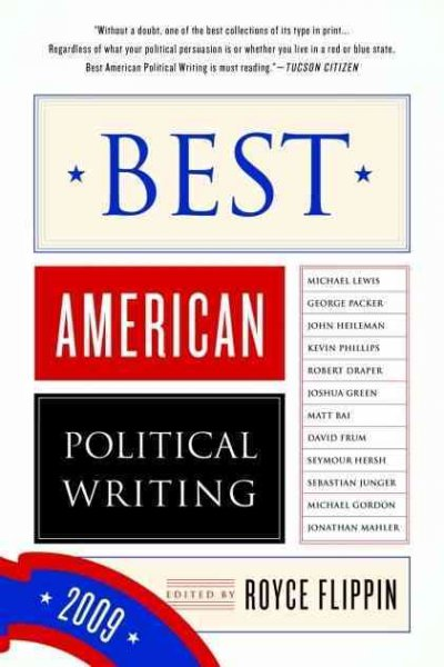 Best American Political Writing 2009