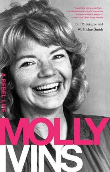Molly Ivins cover