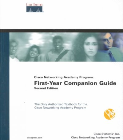 Cisco Networking Academy Program: First-Year Companion Guide (2nd Edition) cover