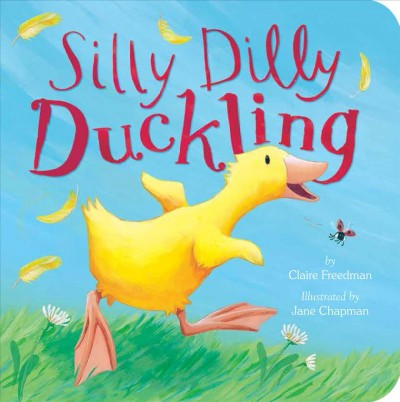 Silly Dilly Duckling cover