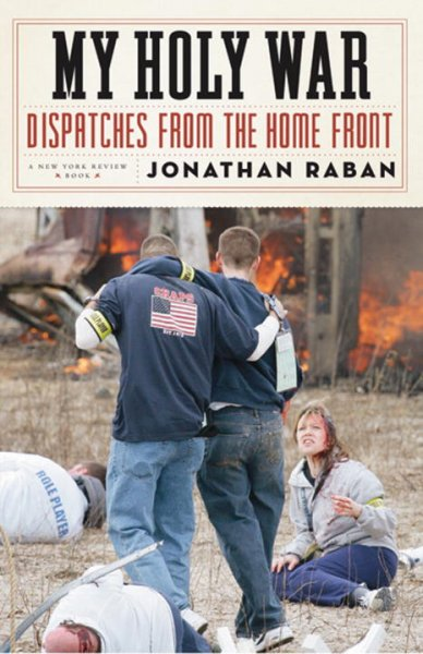 My Holy War: Dispatches from the Home Front cover
