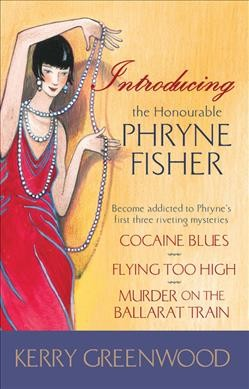 Introducing the Honourable Phryne Fisher (Phryne Fisher Mysteries) cover